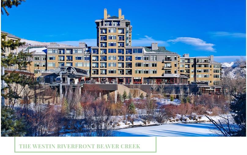The Westin Hotel in Beaver Creek, Colorado